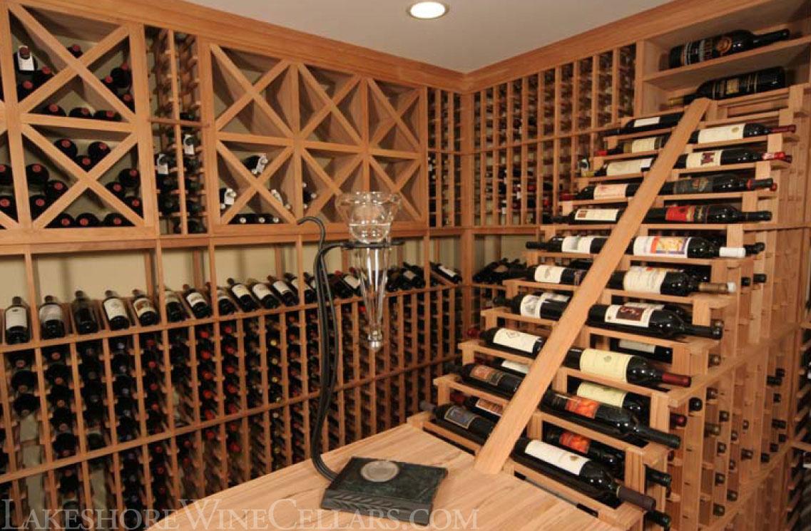 lakeshore wine cellars residential gallery